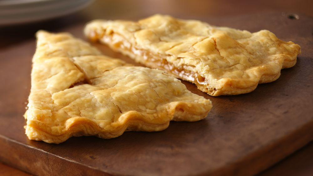 Apple Pie Recipe Easy  Easy Apple Pie Foldover recipe from Pillsbury