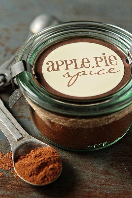 Apple Pie Spices  Apple Pie Spice Recipe