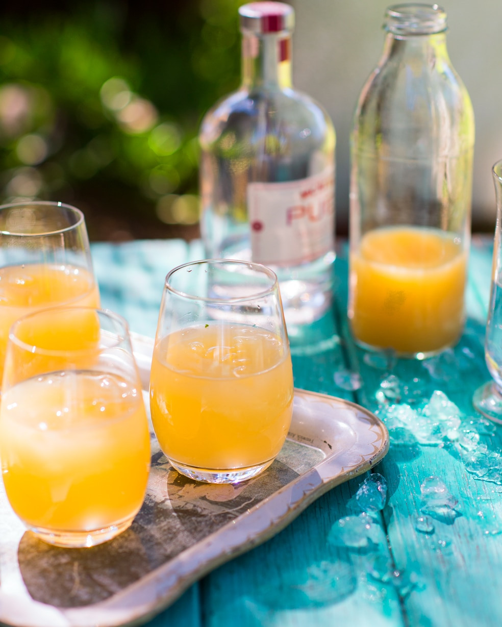 Apple Vodka Drinks  Sparkling apple vodka drinks recipe SBS Food