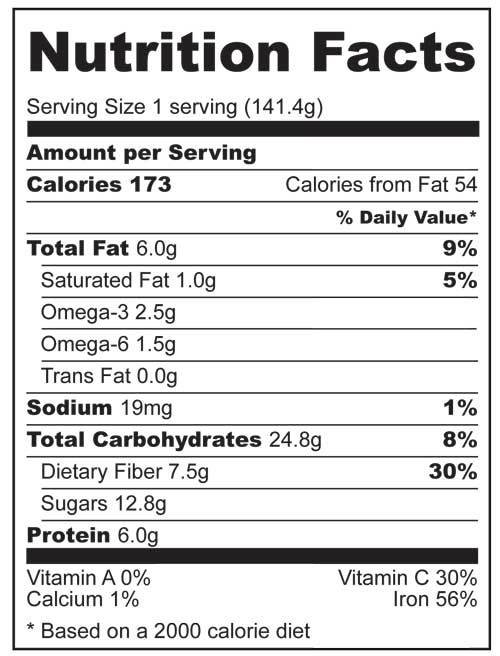 Applesauce Nutrition Facts  Applesauce Nutrition Facts – Nutrition Ftempo