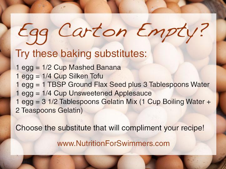 Applesauce Substitute For Egg  applesauce substitute for eggs