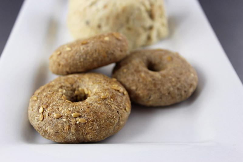 Are Bagels Vegan  Sprouted Raw Vegan Bagels