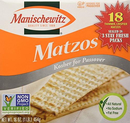 Are Oats Kosher For Passover  Manischewitz Matzo Po 5lbs 2 27kg – Best Kosher Food Store