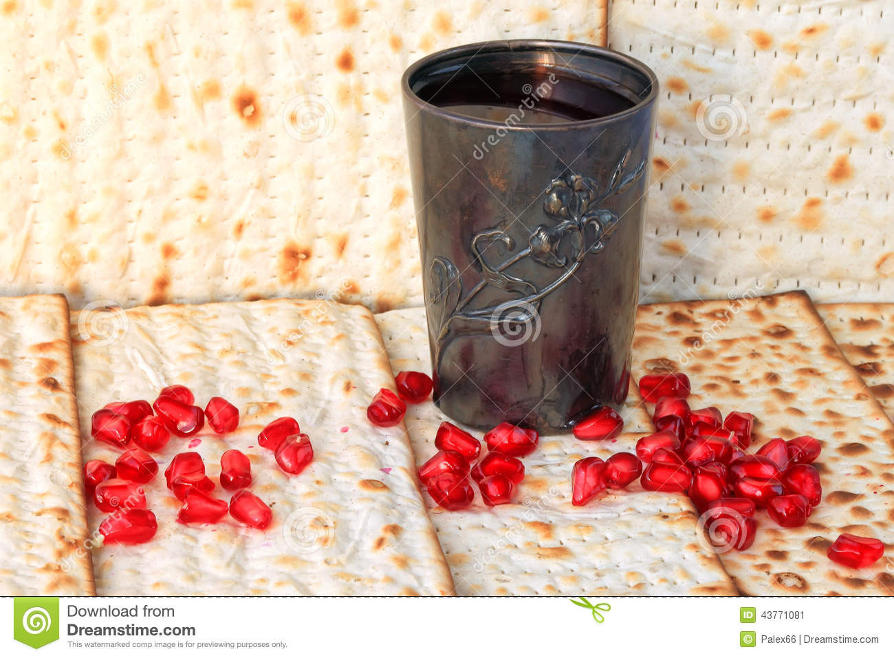 Are Oats Kosher For Passover  Passover Stock Image