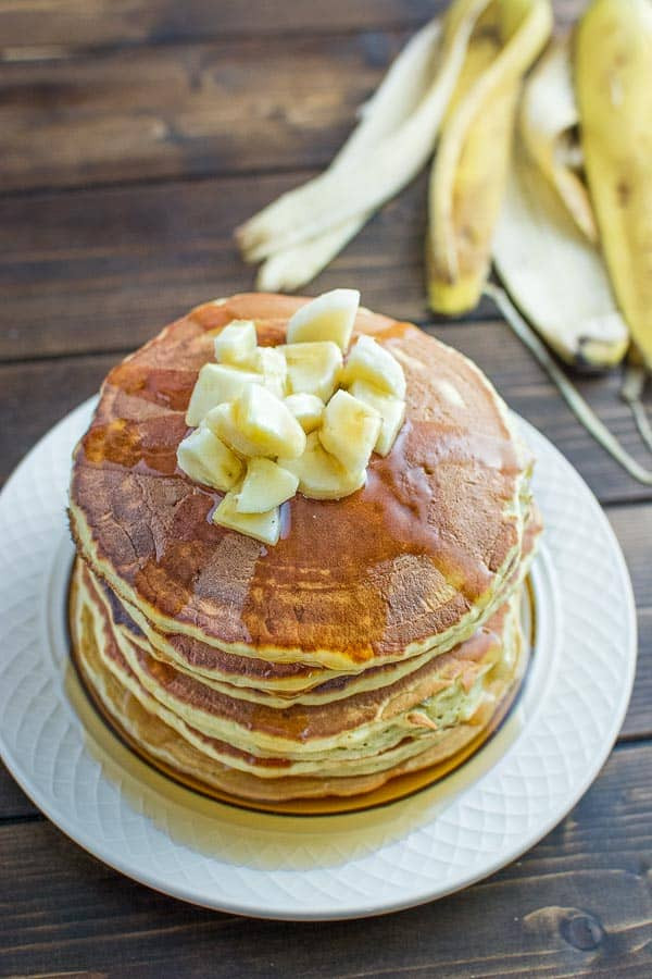 Are Pancakes Healthy  healthy pancake recipe from scratch