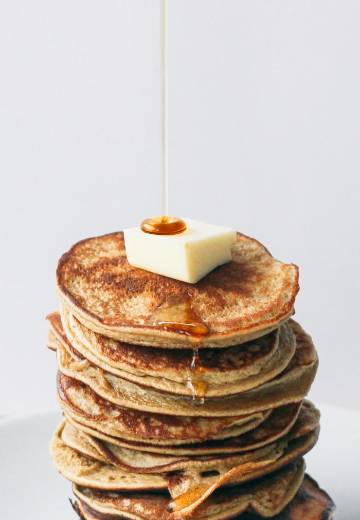 Are Pancakes Healthy  2 ingre nt Healthy Pancakes Gluten grain Diary Free