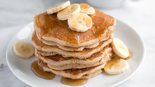 Are Pancakes Healthy  Healthy Pancakes