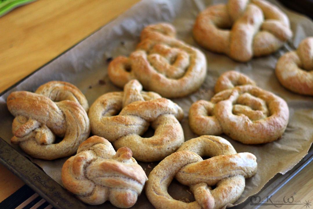 Are Pretzels Vegan  Vegan Soft Baked Rye Pretzels