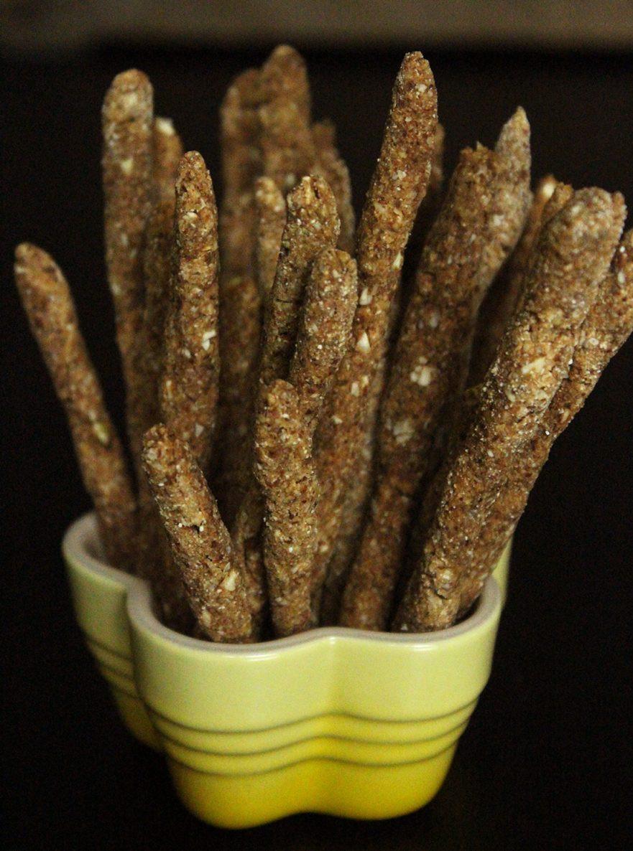 Are Pretzels Vegan  Raw Vegan Pretzel Sticks