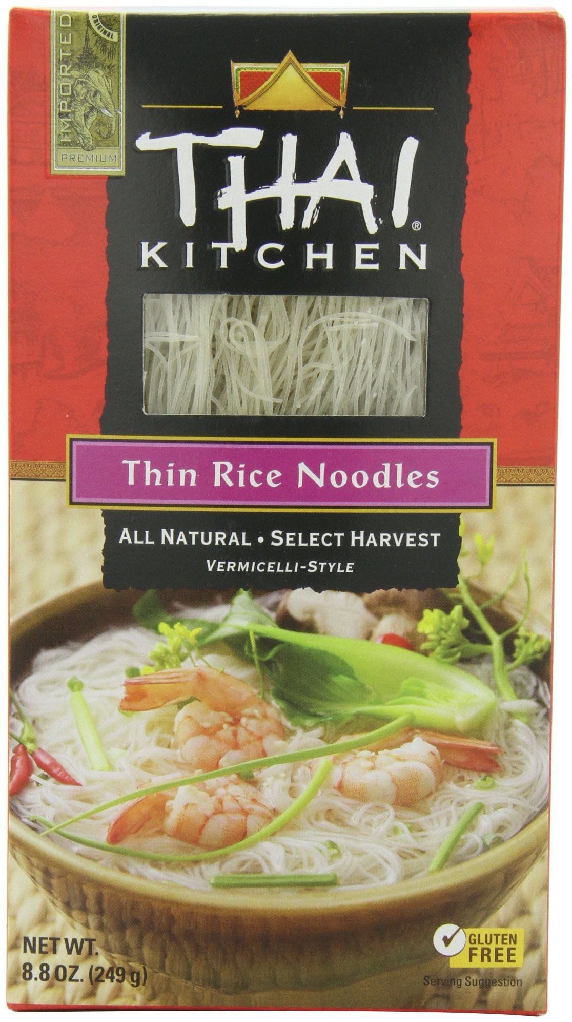 Are Rice Noodles Gluten Free  Amazon Glass Noodle Bean Vermicelli with Mung Bean