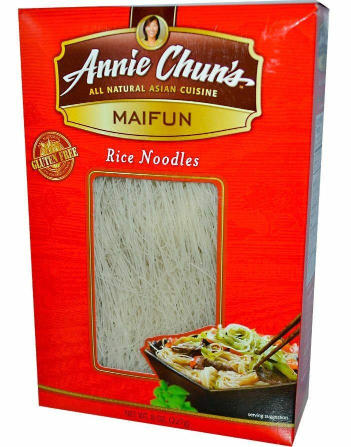 Are Rice Noodles Gluten Free  NEW ANNIE CHUN S MAIFUN RICE NOODLES PASTA SOUP GLUTEN