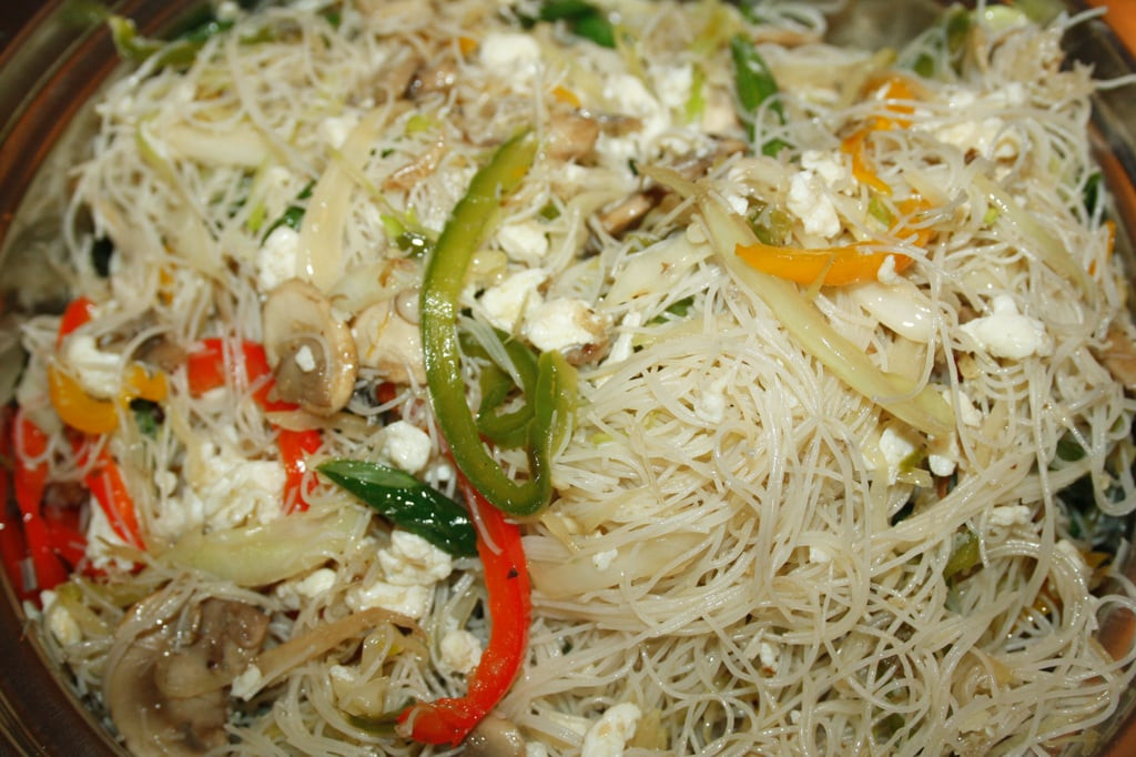 Are Rice Noodles Gluten Free  Naturally Gluten Free Singapore Rice Noodles Recipe