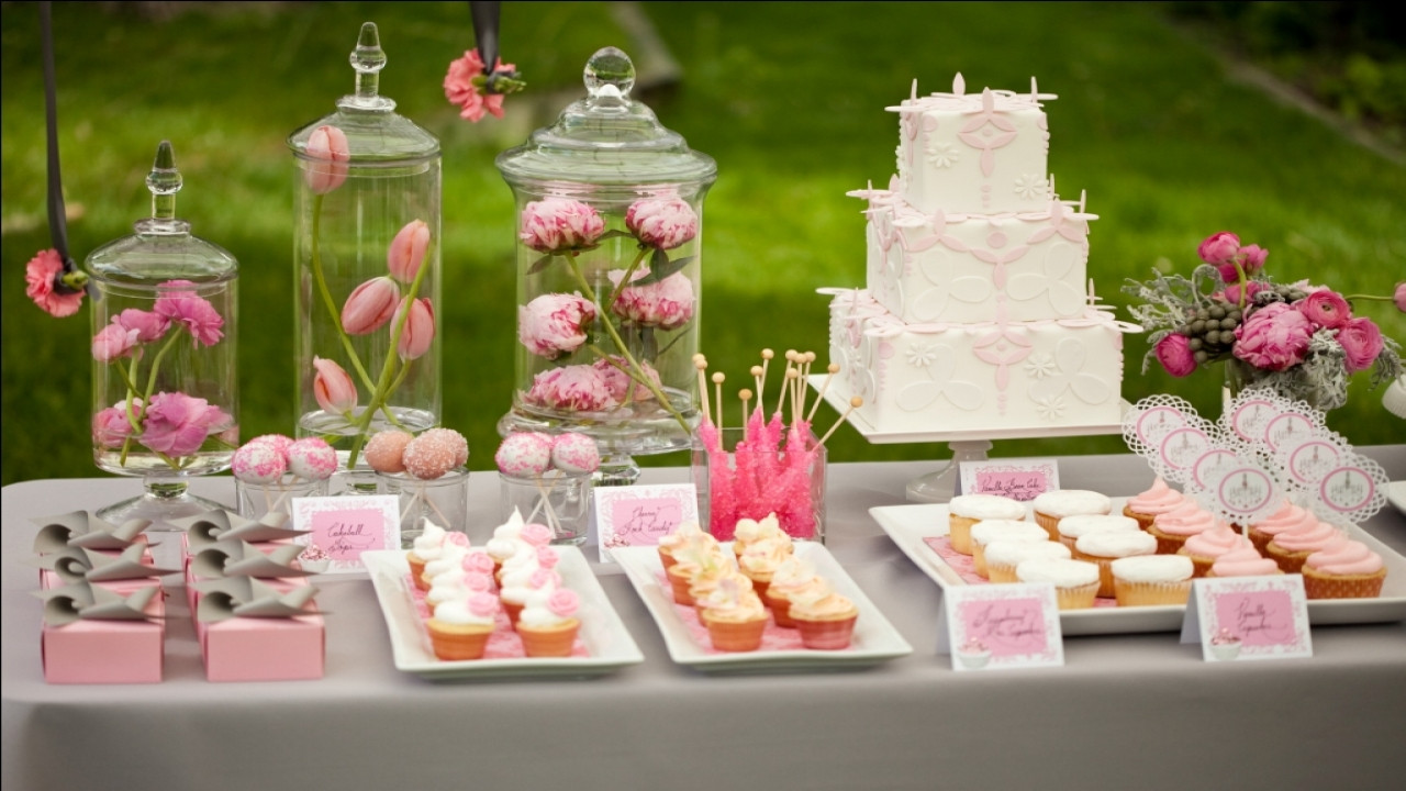 Baby Shower Dessert Table Ideas  Fall flower centerpiece ideas baby shower dessert table