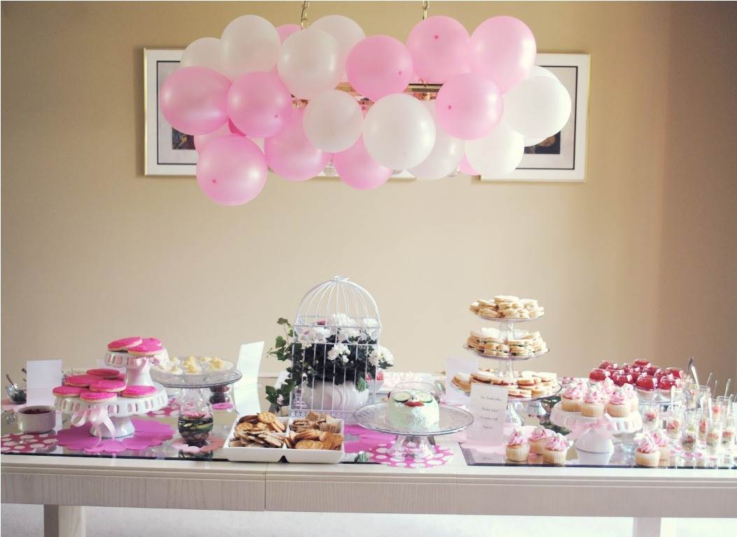 Baby Shower Dessert Table Ideas  Dessert table ideas baby shower