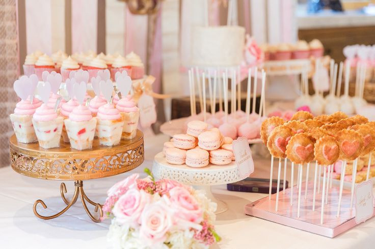 Baby Shower Dessert Table Ideas  10 Baby Shower Desserts To Take From Celebrities