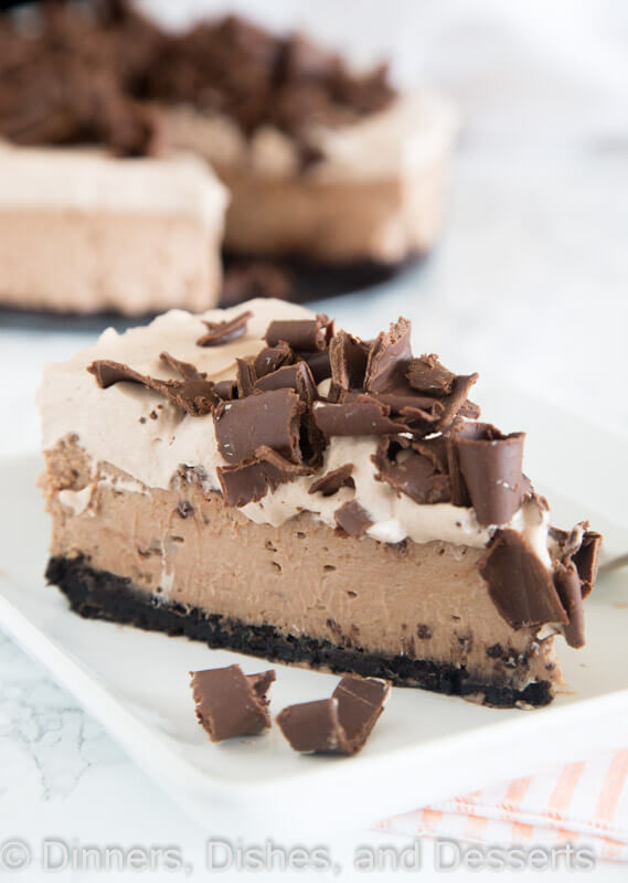 Baileys Dessert Recipes  Baileys Chocolate Cheesecake Dinners Dishes and Desserts