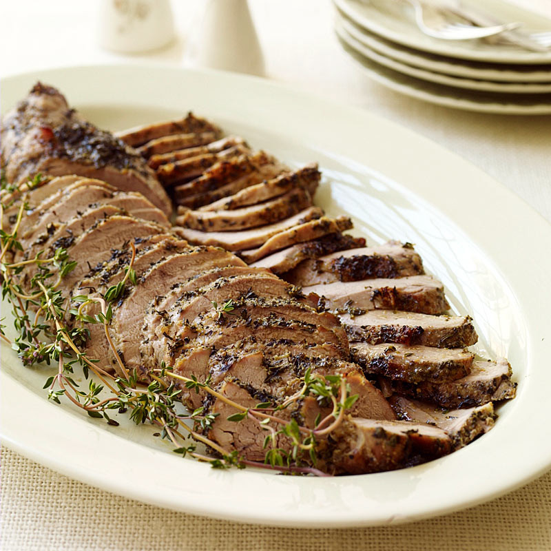 Bake Pork Loin  baked pork loin recipes