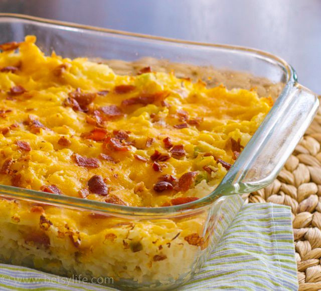 Baked Cauliflower Casserole  25 best ideas about Twice baked cauliflower on Pinterest