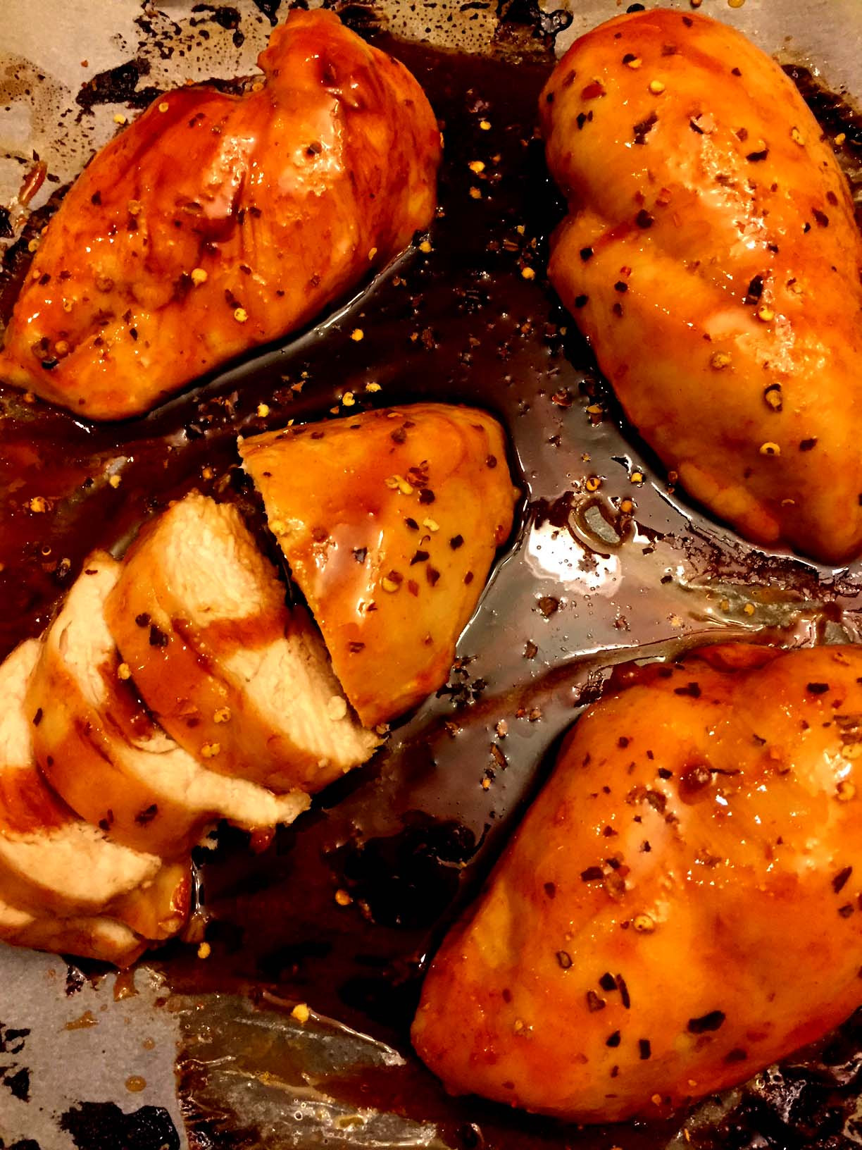 Baked Chicken Breasts Recipes  Sweet and Spicy Baked Chicken Breasts Recipe – Melanie Cooks