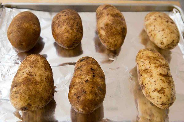 Baked Potato At 400  Baked Potato Soup Loaded ]