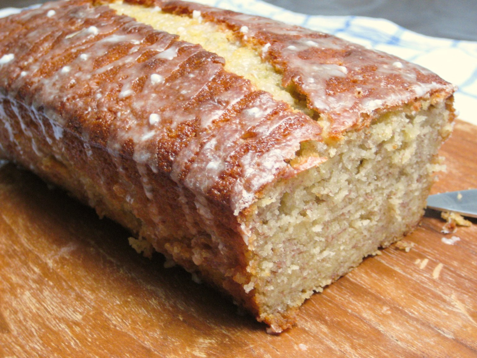 Banana Bread Buttermilk  Buttermilk Banana Bread – Birthday Cake No 1 – ginger