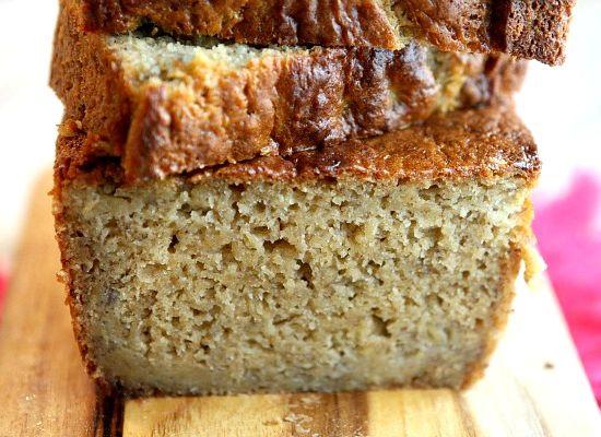 Banana Bread Recipe With Applesauce  Apple bran muffins recipe nzx