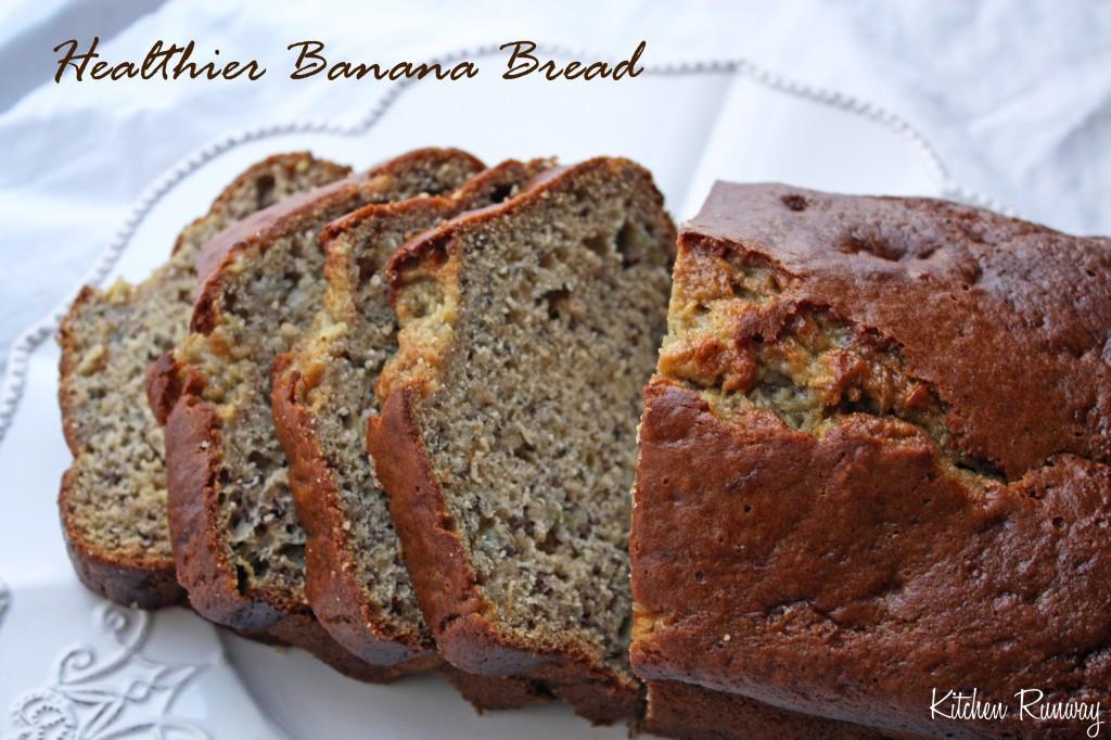 Banana Bread Recipe With Applesauce  Apple Sauce Banana Bread