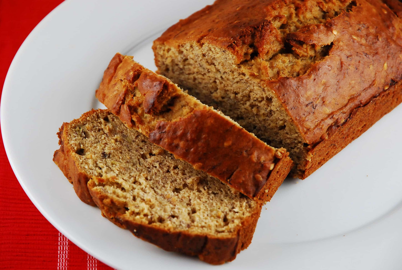 Banana Bread Recipe With Applesauce  banana bread recipe with applesauce and yogurt