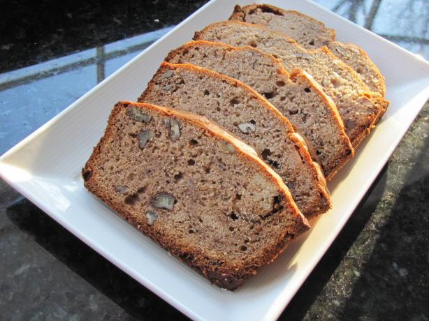 Banana Bread With Sour Cream  Sour Cream Banana Bread Recipe Food