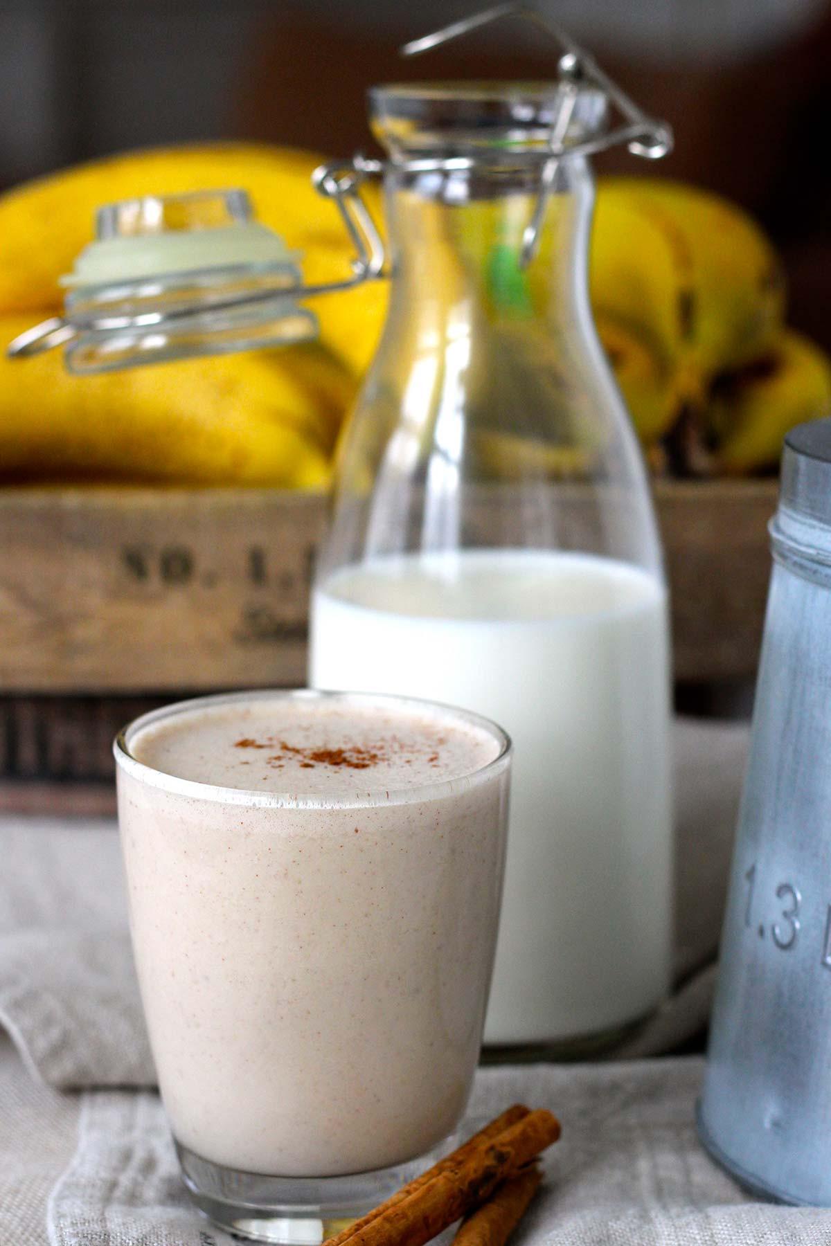 Banana Smoothie Recipes  Almond Banana Smoothie Recipe