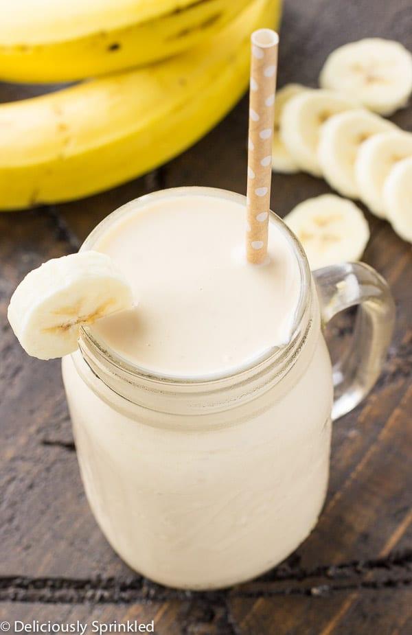 Banana Smoothie Recipes  banana smoothie recipes with yogurt