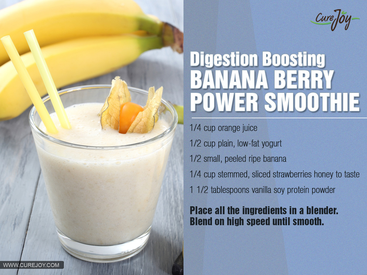 Banana Smoothie Recipes  healthy smoothies with honey