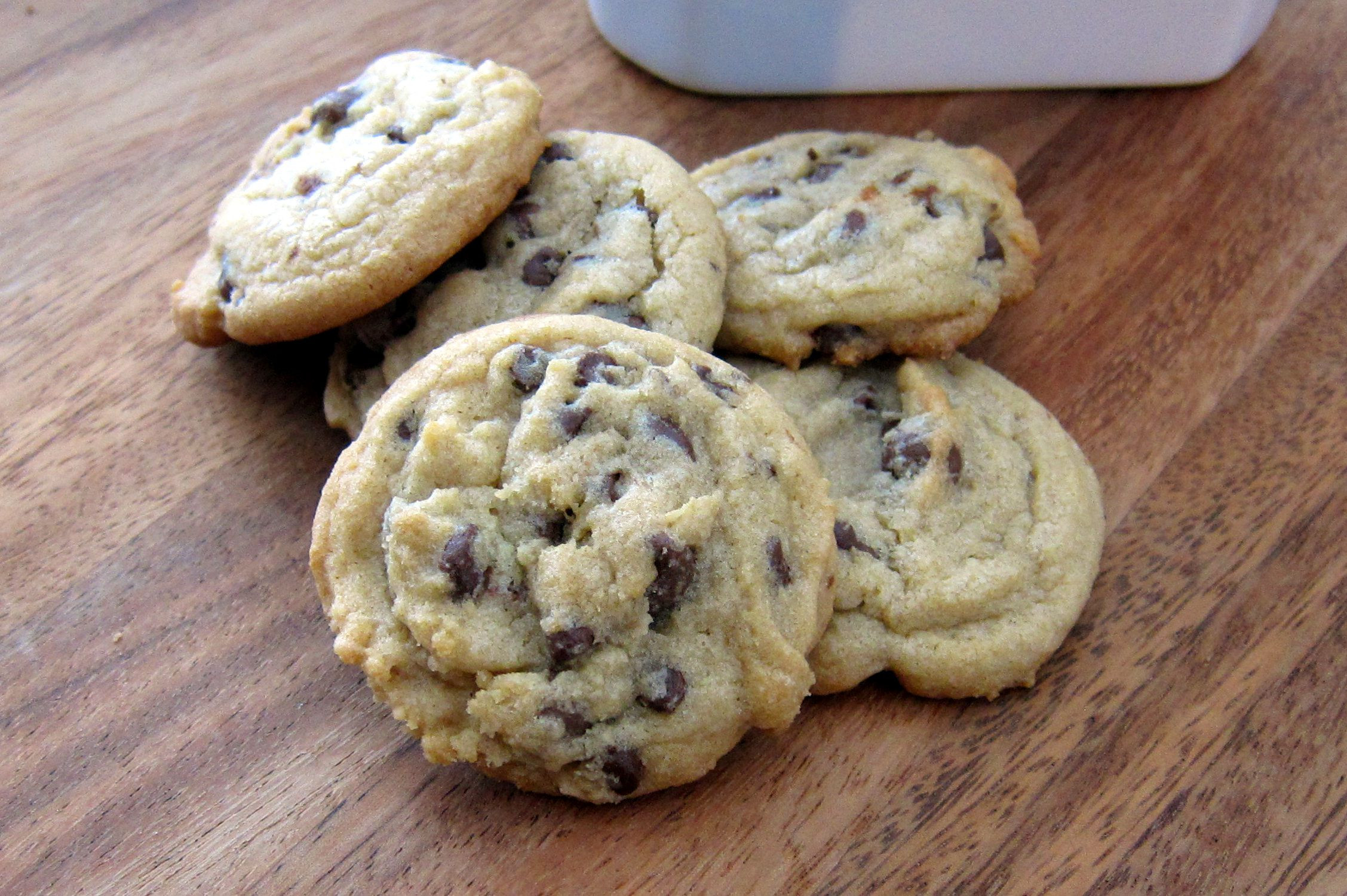 Basic Chocolate Chip Cookies  Easy Basic Chocolate Chip Cookies with Variations