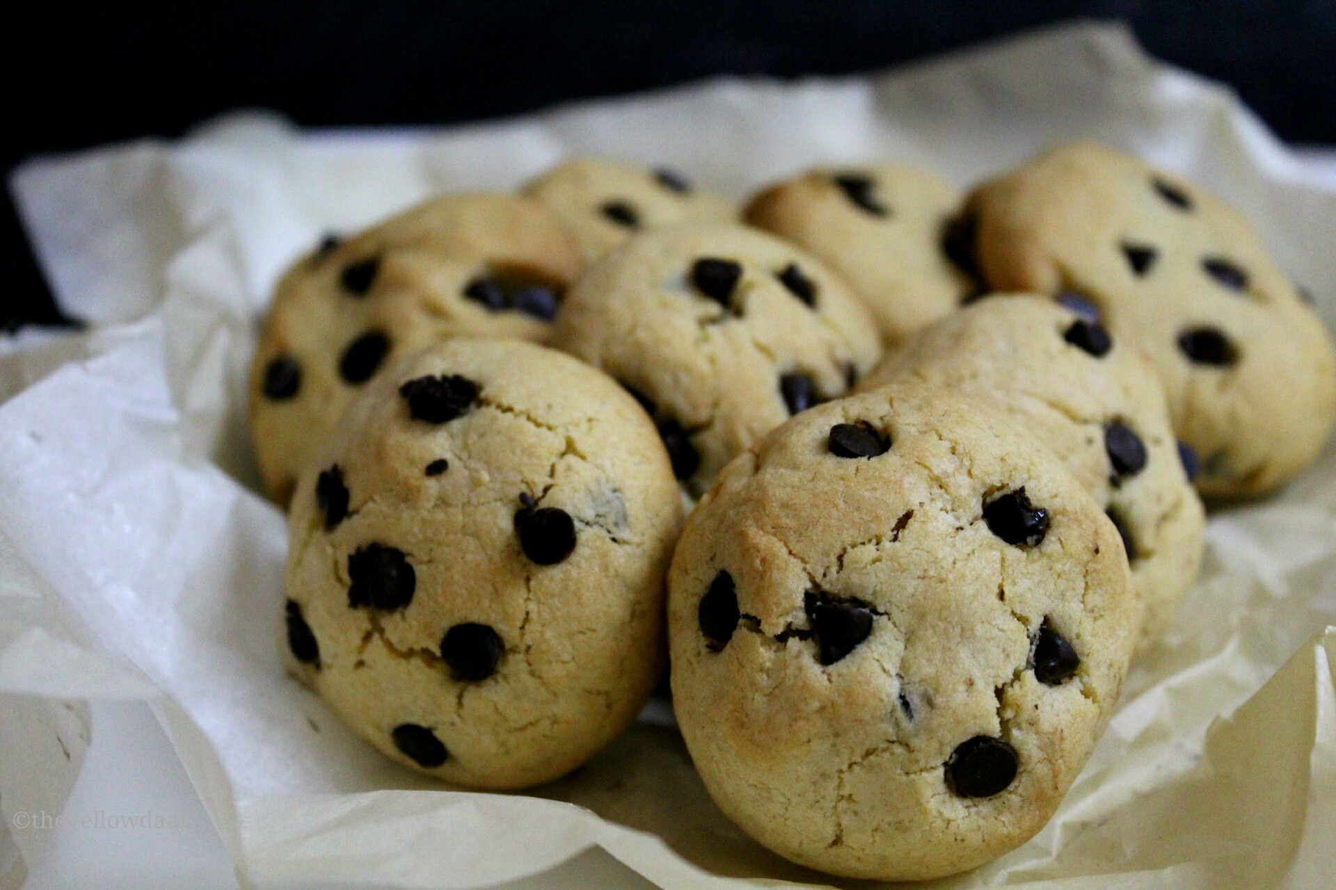 Basic Chocolate Chip Cookies  Basic WholeWheat Chocolate Chip Cookie