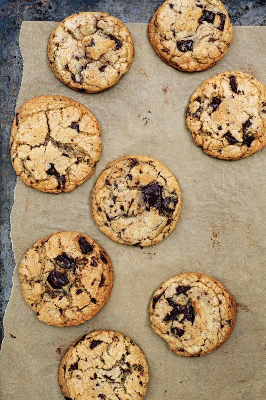 Basic Chocolate Chip Cookies  Basic Great Chocolate Chip Cookies Recipe