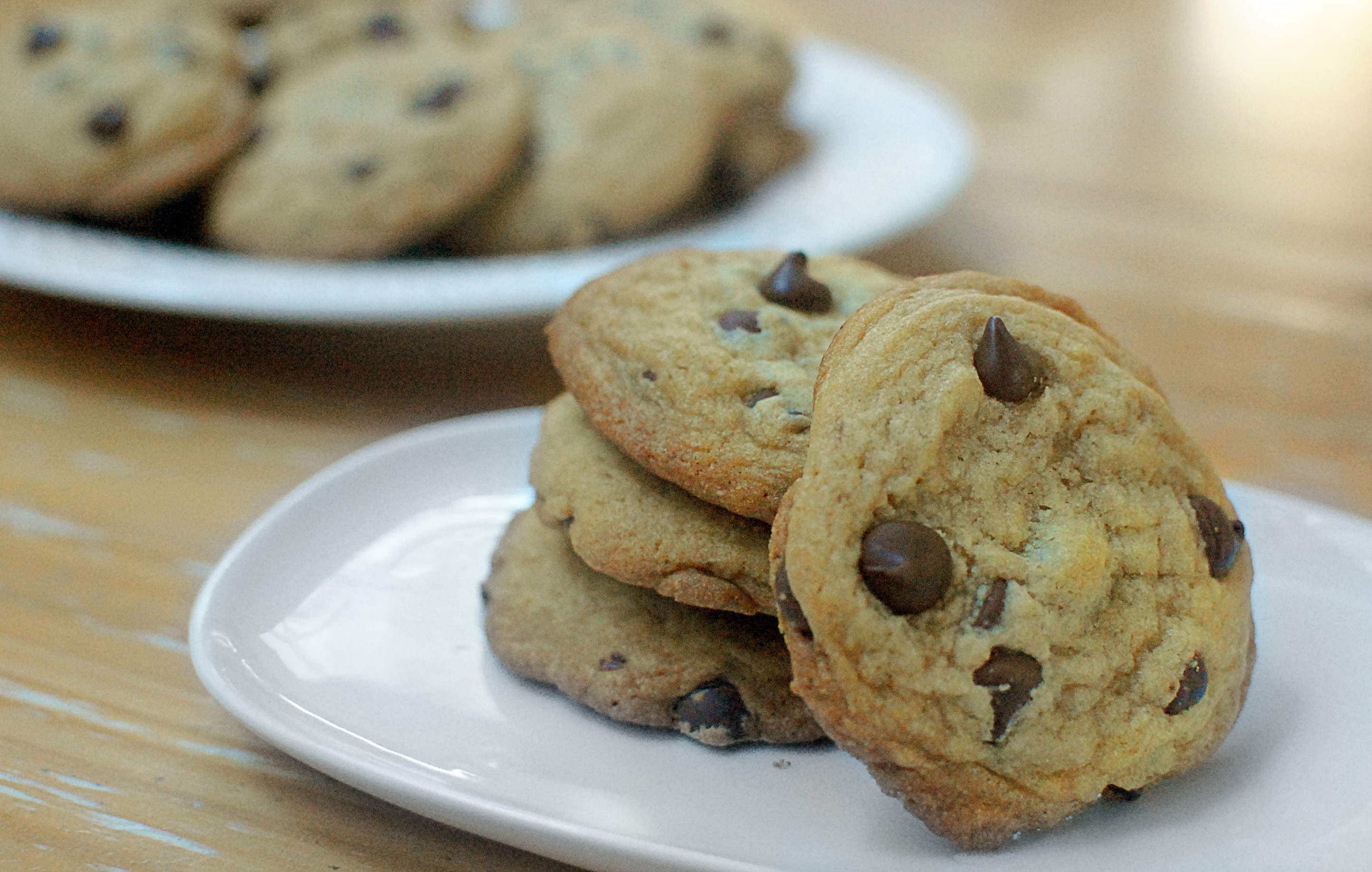 Basic Chocolate Chip Cookies  Best Basic Chocolate Chip Cookies Anolon Cookware