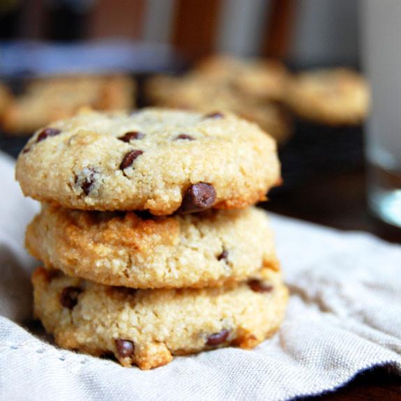 Basic Chocolate Chip Cookies  Simple Paleo Chocolate Chip Cookies