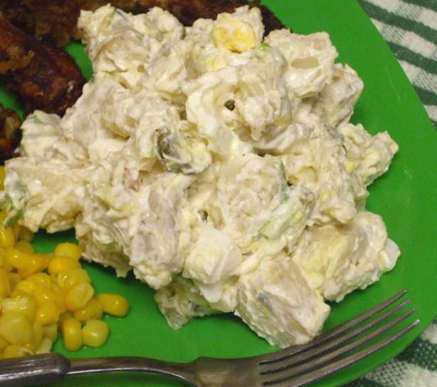 Basic Potato Salad  Basic Potato Salad Recipe Food