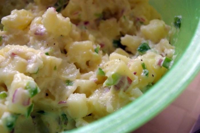Basic Potato Salad  Best Basic Potato Salad Recipe