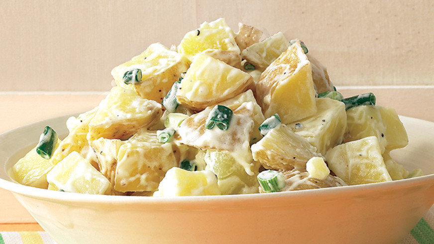 Basic Potato Salad  Basic Potato Salad