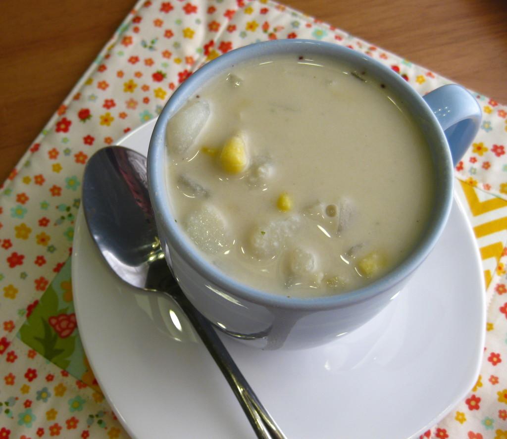 Basic Potato Soup Recipe  Simple Potato Soup Vegan Yumminess