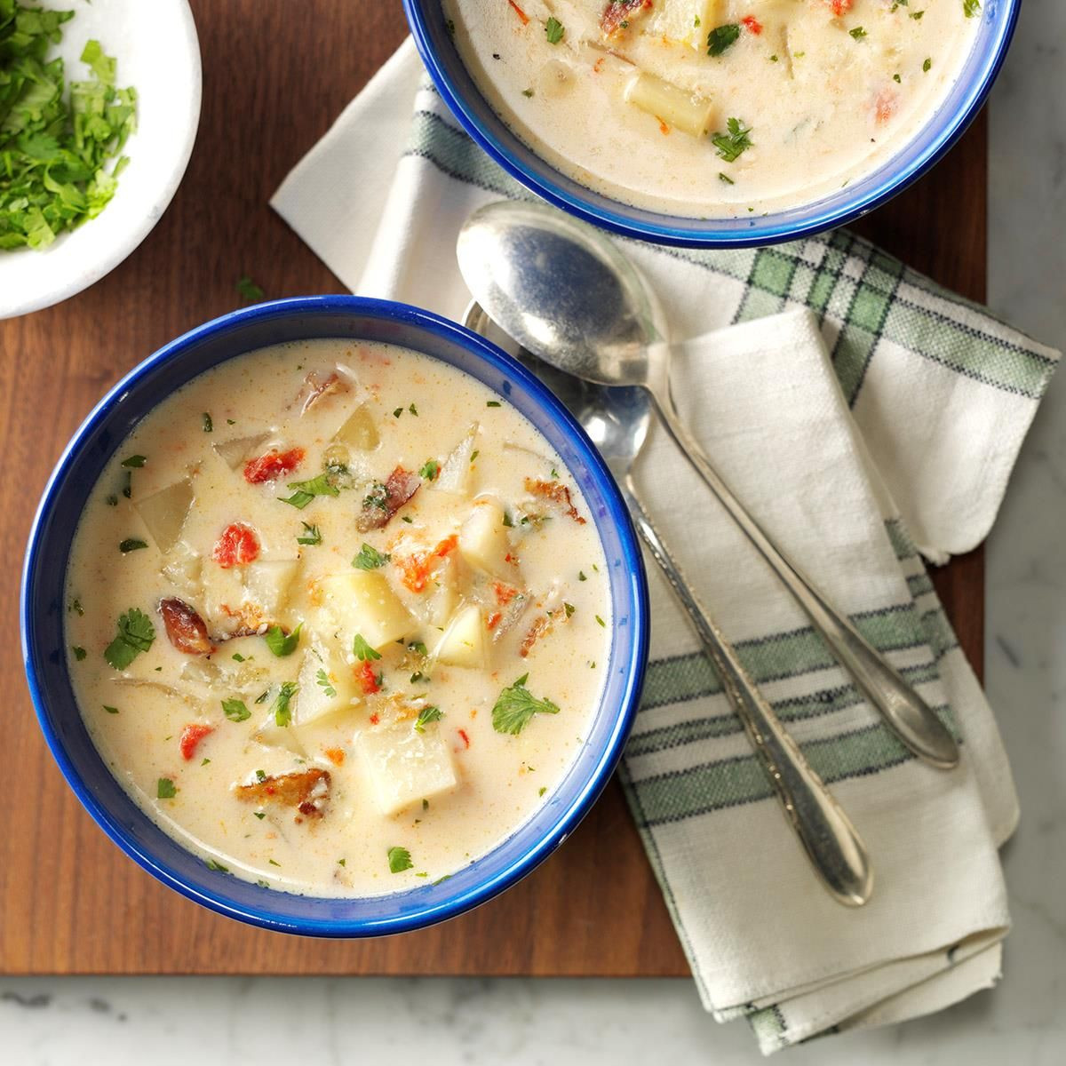 Basic Potato Soup Recipe  basic potato soup recipe