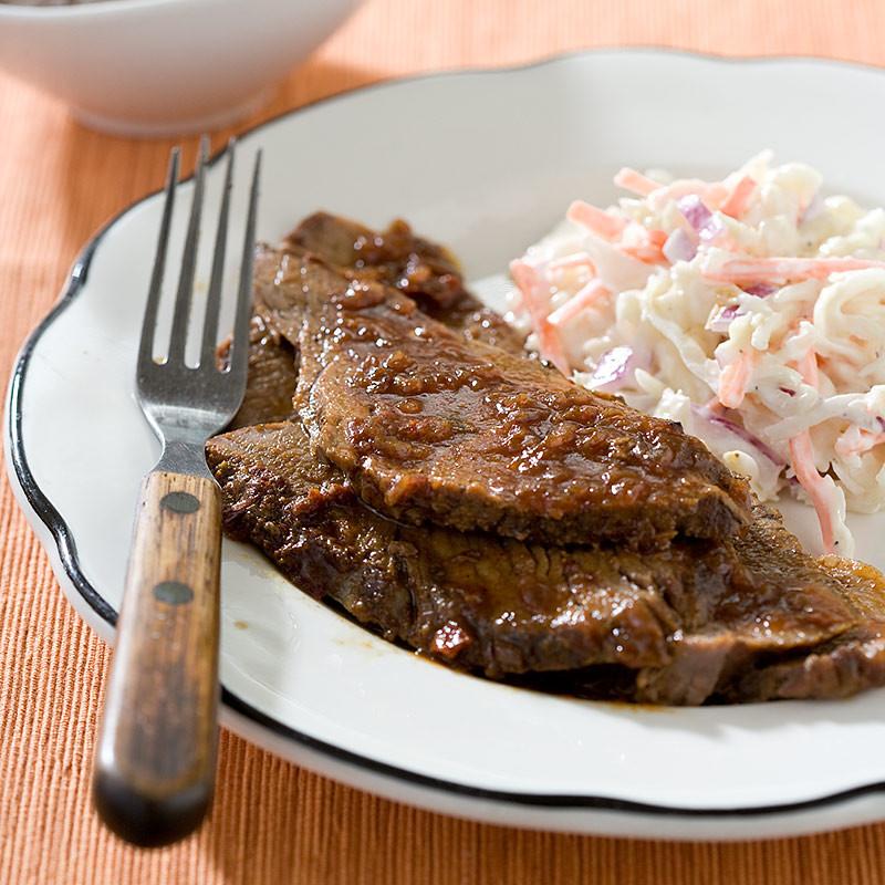 Bbq Beef Brisket Recipe  Slow Cooker BBQ Beef Brisket