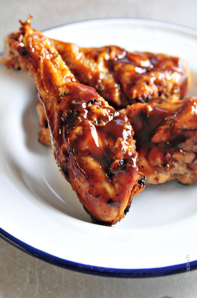 Bbq Chicken Legs  BBQ Chicken Legs Recipe Cooking Add a Pinch