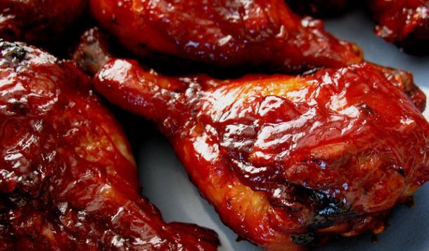 Bbq Chicken Legs  The Very Best BBQ Chicken Legs Recipe YummyMummyClub
