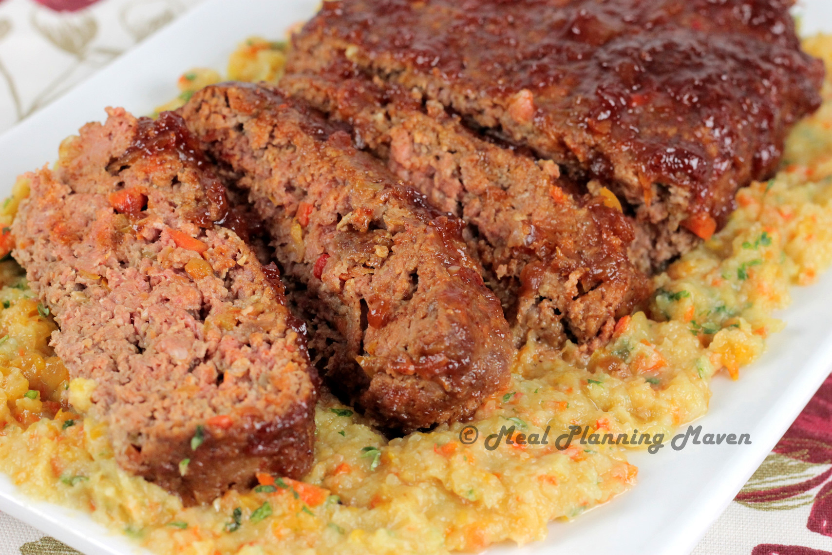 Bbq Meatloaf Recipe  Sweet 'n Tangy BBQ Meatloaf A Family Favorite