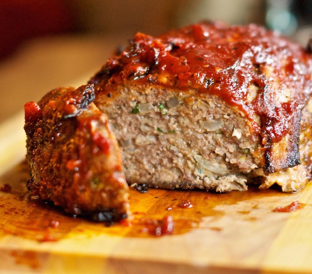 Bbq Meatloaf Recipe  Market Recipes