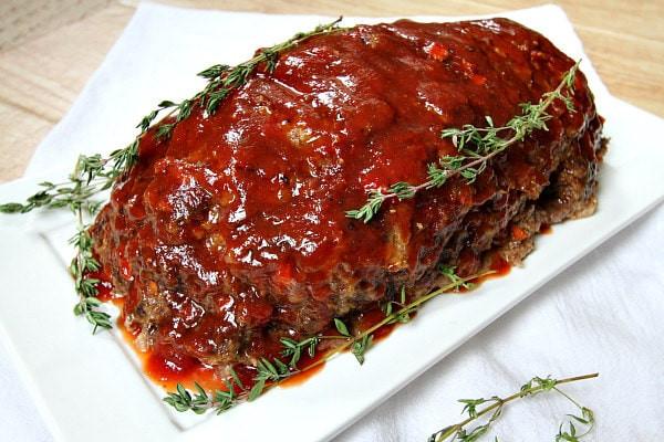 Bbq Meatloaf Recipe  Honey Barbecue Sausage Meatloaf Recipes