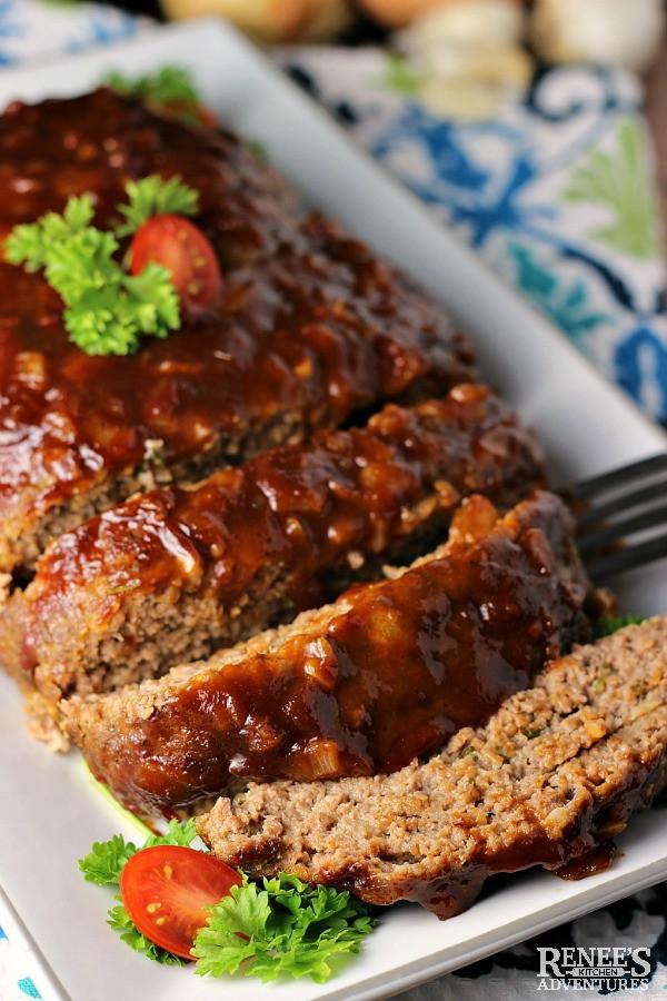 Bbq Meatloaf Recipe  Best BBQ Meatloaf