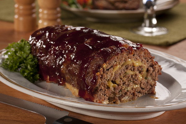 Bbq Meatloaf Recipe  Ground Beef Roll